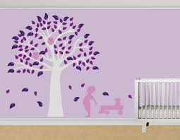 Nursery Name Wall Decals by Lighten Up The Nursery With Baby Nursery Wall Decals Amazing