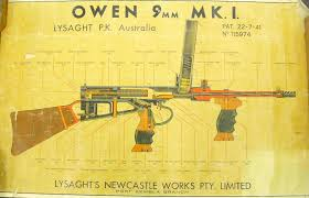 the australian owen smg u2013 forgotten weapons