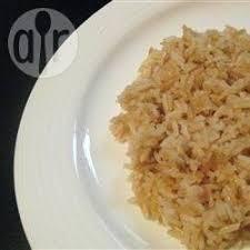 cuisiner du riz blanc riz blanc cuit au four recettes allrecipes québec