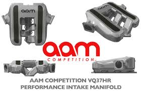 nissan 370z intake manifold 370z aam competition vq37hr performance intake manifold torqen
