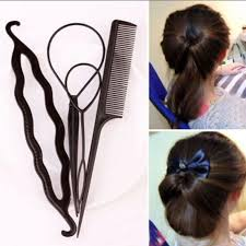 hair bun accessories hair bun maker kit sleekchic