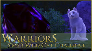 a shadow falls on the moon warrior cats sims 3 legacy