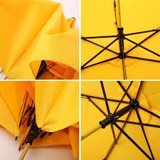 online shop 3 folding banana umbrella funny banana shaped clear