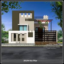 Home Design For 20x50 Plot Size Bhandari Group The Realestate Firm