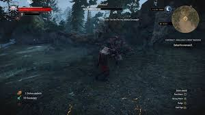 wild hunt witcher 3 werewolf the witcher 3 wild hunt new quest contract skellige s most