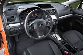 2013 subaru xv crosstrek 2 0i limited first test truck trend