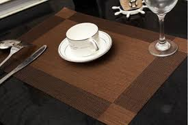 Table Placemats Amazoncouk - Dining room table placemats
