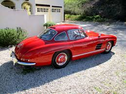 sold 1955 mercedes benz 300sl gullwing scott grundfor company