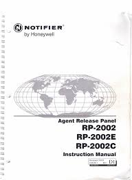 notifier rp 2002 instruction manual documents