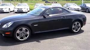 lexus sedan 2005 2005 lexus sc 430 for sale youtube