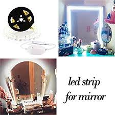 Lighting For Vanity Makeup Table Hollywood Style Led Vanity Mirror Lights Kit For Makeup Dressing