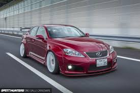 lexus is 250 body kit lexon reinvents the lexus is f speedhunters