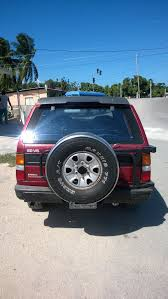 nissan pathfinder tyre size 1991 nissan pathfinder for sale in st catherine jamaica for