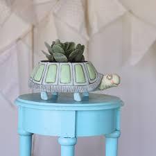 myrtle turtle planter allen designs studio