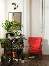 Modern Interior Decorating Ideas Incorporating Indoor Plants Into - Home decoration plants