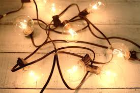 clear globe string lights white cord amazon outdoor 20091 gallery