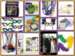mardi gras gifts gras party favors and gifts