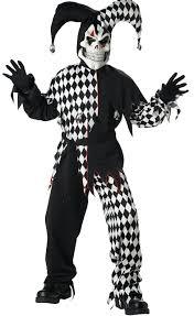 Court Jester Halloween Costume Jester Kids Halloween Costume Frightful Dark Humor