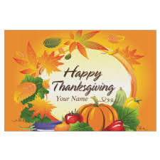 happy thanksgiving signs happy thanksgiving yard lawn signs zazzle