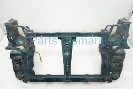 honda crv radiator replacement buy 120 2001 honda cr v radiator support bulkhead green