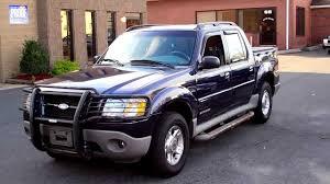 2013 Ford Explorer Sport Trac 2001 Ford Explorer Sport Trac Xlt 4wd 4dr Pickup 4 0l V6 At Youtube
