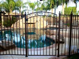 decoration captivating garden fence home depot design
