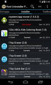 root installer apk root uninstaller apk for android