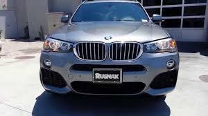 suv bmw 2015 new bmw x3 28i m sport 20 inch wheels xdrive car review youtube
