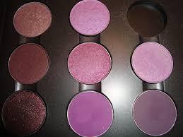 tiffanyd mac eye shadow palettes