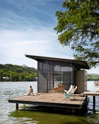 lake flato designs hog pen creek retreat in austin texas