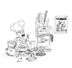 animation cuisine activité cuisine animation dessinée