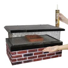 Outdoor Fireplace Chimney Cap - install outside mount chimney cap the blog at fireplacemall