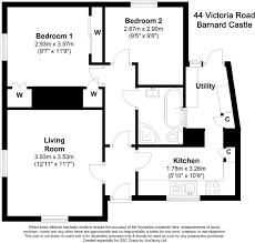 2 bedroom detached bungalow for sale in victoria road barnard