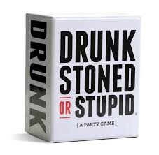 Games To Play At Your Desk by Drunk Stoned Or Stupid A Party Game Card Games Amazon Canada