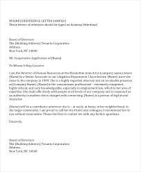 employment reference letter template the letter