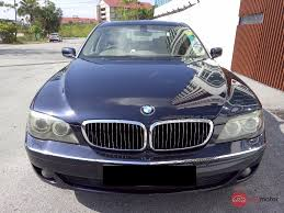 vip bmw 7 series 2008 bmw 7 series for sale in malaysia for rm60 800 mymotor