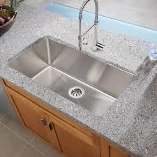 hahn stainless steel sink costco hahn chef series handmade large single bowl sink 2021 sw