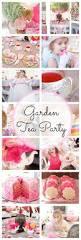 garden tea party classy clutter