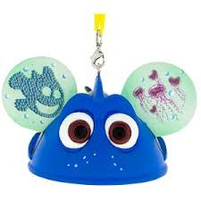 your wdw store disney ear hat ornament finding nemo dory