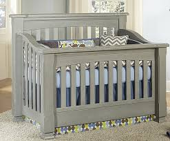 Grey Convertible Cribs Baby S Spice Convertible Crib Vintage Grey With Noah Crib
