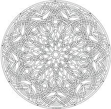 fantastic outstanding mandala christmas coloring pages print
