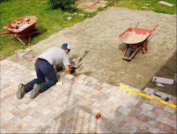 Installing Patio Pavers On Sand How To Lay Pavers Brick Patio And Pavers Diy Guide
