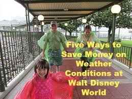 Save Money On Disney World Ways To Save Money On Weather Conditions At Walt Disney World
