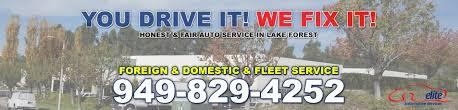 lexus service mission viejo ca 949 829 4262 auto service repair lake forest orange county