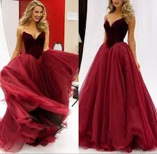 prom dresses cheap fabulous corset prom dresses velvet sweetheart neckline