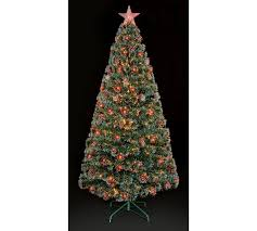 buy premier decorations 4ft led snow tip tree green