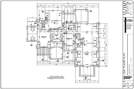 complete house plans exle of complete house plan house plans