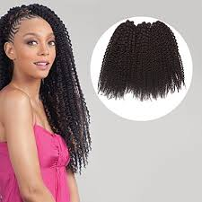 medium size packaged pre twisted hair for crochet braids island twist pre loop crochet braids dark auburn hair extensions