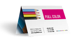 business card printing caign victory