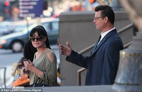 Abby Ncis Halloween Costume Pauley Perrette Leaves Court Facing Husband